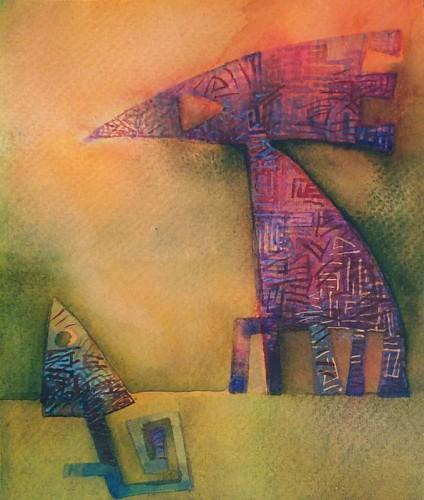 Akvarellek